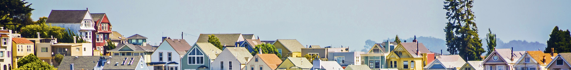 Roof Tops - Background Image