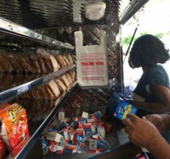 Food truck Mobile Loaves