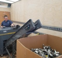 Goodwill Wisconsin grant for mobile e-shredding